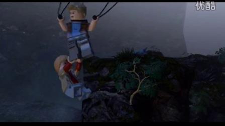 《乐高:侏罗纪公园3》 故事完成 娱乐实况