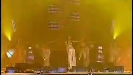 T.T.MA-Wanna Be Loved 2000年TV歌谣公演现场