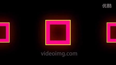 欧美T台走秀led背景视频