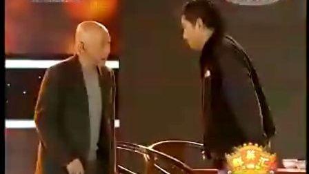 《茶馆》陈宝国等主演 董卿现场表演小品