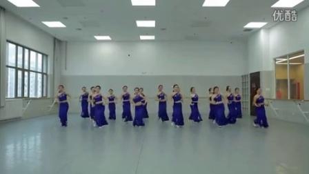 傣族舞步伐手位综合训练组合慢板