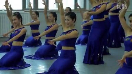 傣族舞基本手位训练组合