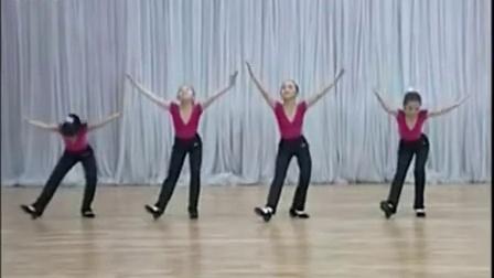 中国舞六级藏族舞弦子组合范例