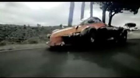 堪比F1 双涡轮全碳纤车身Tramontana R跑车