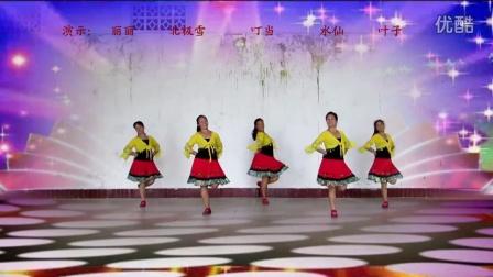 广西柳州彩虹健身队广场舞 女人是世上最美丽的花  编舞:坐看云起