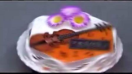 6寸慕斯蛋糕制作方法-水果蛋糕制作视频8