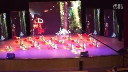 扇舞飞扬150713-长春市紫盈花艺术培训学校