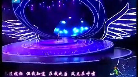Vitas在浙江卫视演唱《歌剧2》