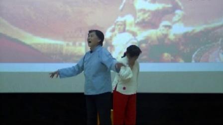 豫剧【铡刀下的红梅】选段