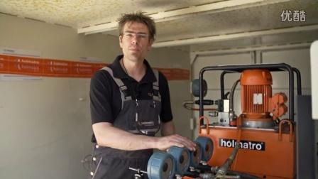 荷马特测试团队-液压油管安全的重要性