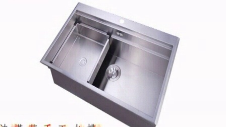 水槽304不锈钢手工拉丝法塔莎手工水槽