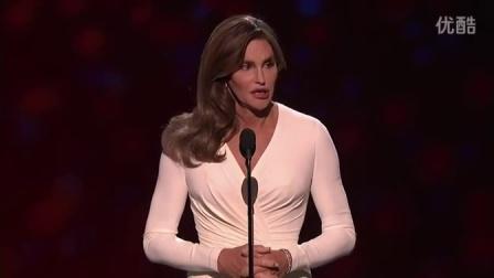 [悸花字幕组]Caitlyn Jenner to Accept Arthur Ashe Courage Award at 2015 ESPYs-中