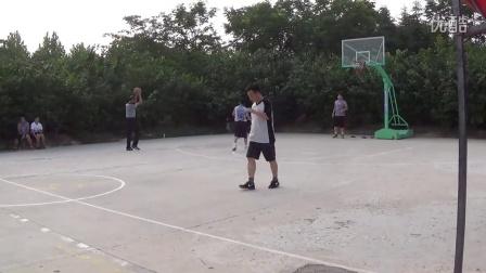 巨野县篮球协会视频20150720先锋网咖VS篮球公园4
