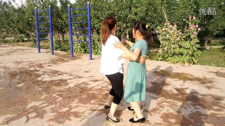 宁夏永宁县闽宁镇红之舞...久别的人
