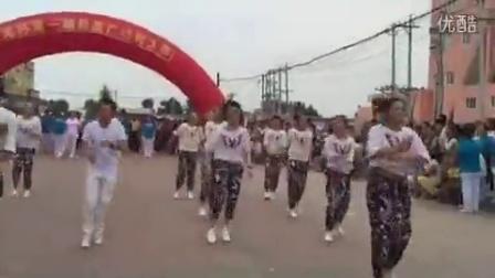 内蒙古兴安盟科尔沁右翼中旗阳光杯广场舞大赛