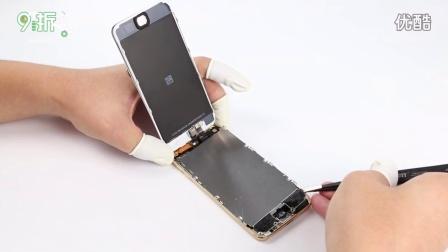 天了噜,ipod touch 6全新快速拆机