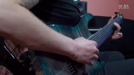 Kiesel - Carvin Guitars DC7X with Kiesel Lithium Pickups Demo