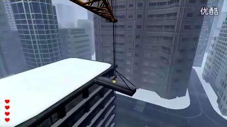 塔吊游戏塔吊模拟培训
