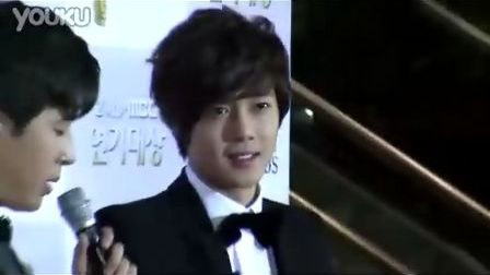 20101230 MBC Red Carpet 2