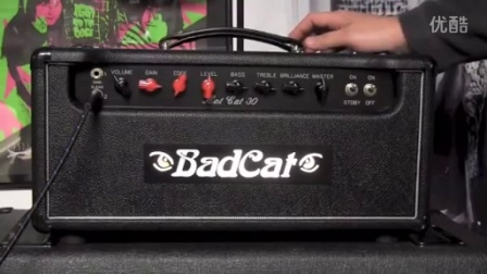 BadCat Hot Cat 30 Amp Demo