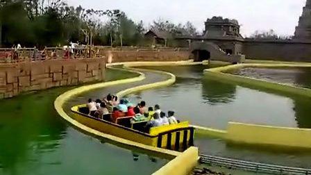 泰安方特欢乐世界之神秘河谷
