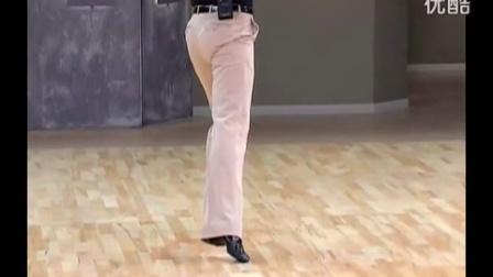 13-尤莉娅桑巴舞教学《波特佛戈正反側行-握雙手》