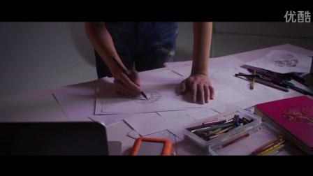 RoboMaster机器人大赛官方宣传片:为梦而绽