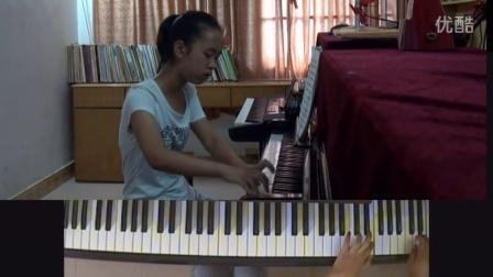 钢琴考级八级放马曲[梁琪OK_tan8.com