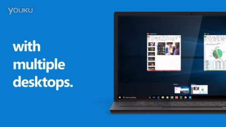 宣传片:10个理由升级Windows 10-多任务