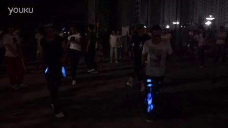 TS曳恋舞团 开平区练舞