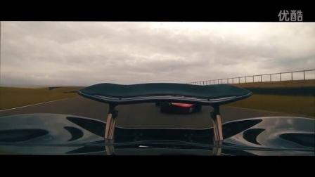 赛道追逐 迈凯伦 P1 vs BAC Mono赛车