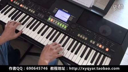 <大约在冬季> 阿荣电子琴弹唱速成技法书 示范曲目