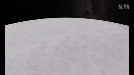 美国NASA公布新地平线号飞越冥王星最新视频画面