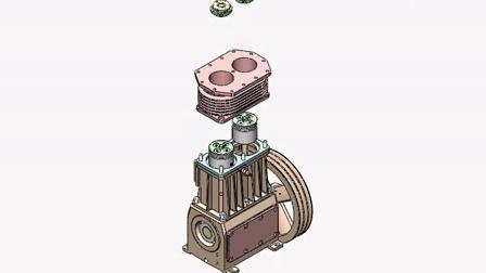 往复式液化石油气压缩机