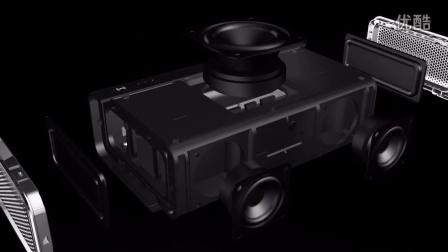 【极果酷玩】5单元便携音箱界小钢炮创新声霸锣