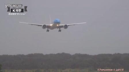 [K分享] 乘客全吓尿了!客机用绳命降落险倾覆