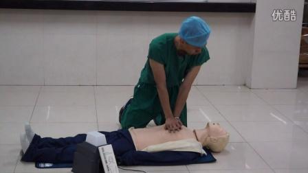 区第六人民医院心肺复苏示范视频