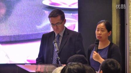 英国驻沪副总领事出席马朝晖追思会