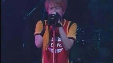 【万有引力】现场版op主题曲!Kotani Kinya—Glaring Dream(经典bl动漫) 高清