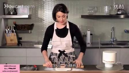 锦瑟翻译--04 翻糖皮的覆盖方法--婚礼多层翻糖蛋糕