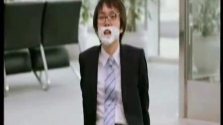 乃木板48的剃须刀广告(控制大叔)