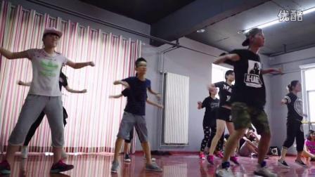 郑州舞蹈 河南街舞 教练班暑假上课视频 成人班少儿班课堂记录