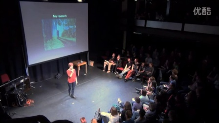 'A story about ladybirds' Sally Le Page at #1 Science Slam Oxford 2013