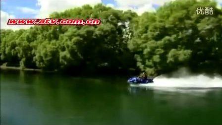 水陆2用ATV全地形车 超级拉风!  全地形车网 WWW.ATV.COM.CN