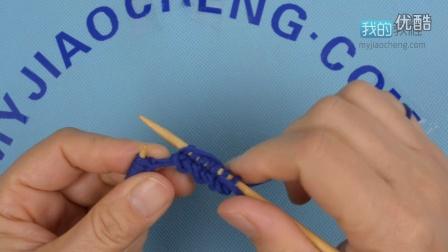 583普通起针圈织单螺纹钩针作品
