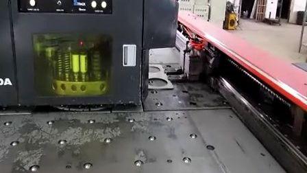 数控机器冲压不锈钢厨具设备之炉灶成型全过程是怎么样的?