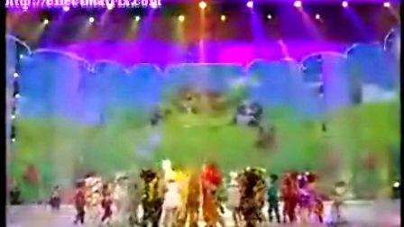 童心如歌 2009央视六一晚会  林依婷  演唱:梦的眼睛