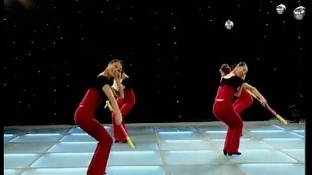 中国民族民间舞蹈等级考试6级05新年来到标清