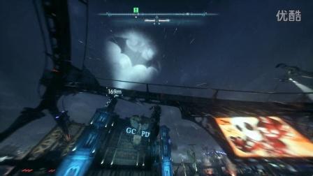 【舍长制造】超级英雄加速度与激情—蝙蝠侠:阿甘骑士 试玩