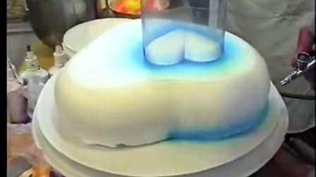 海绵蛋糕制作-芝士蛋糕制作方法视频8